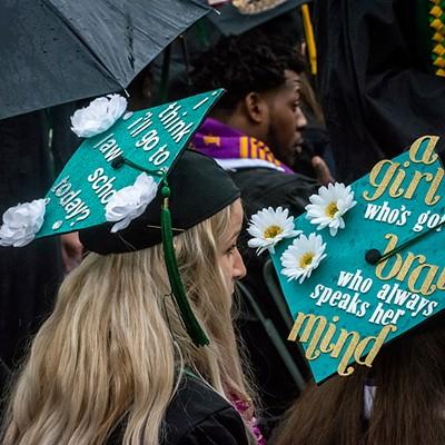 HSU Graduation 2019