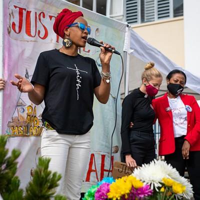 Justice for Josiah 38 Month Vigil