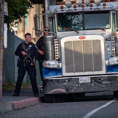 Lowell Street Shooting