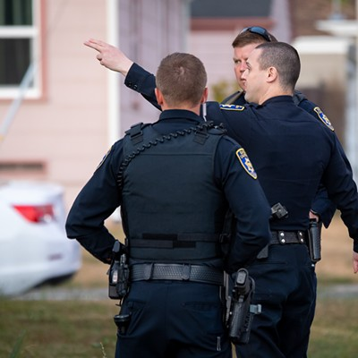 Lowell Street Shooting