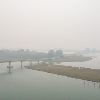 Smoky Skies on Sept. 11