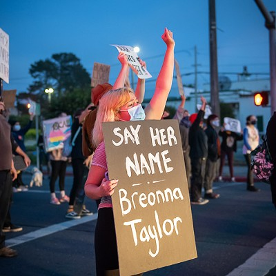Demonstration for Breonna Taylor