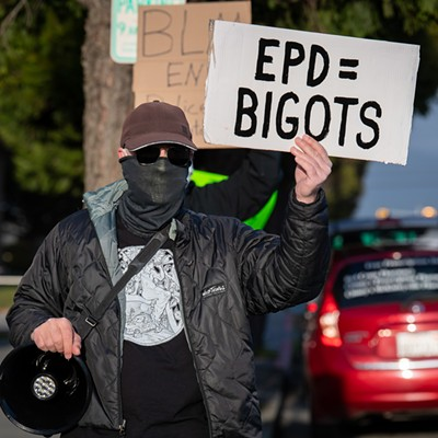 EPD Protest