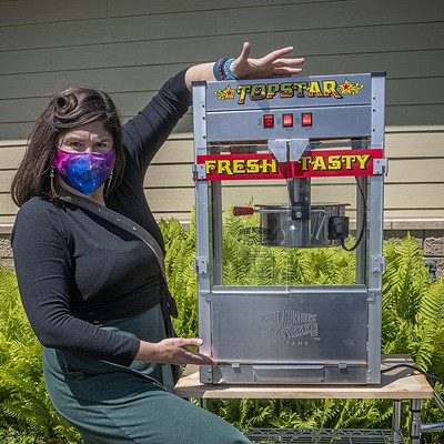 Unveling New Installations at the Arcata Playhouse