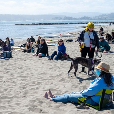 Paddle Out for Justice