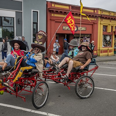 4th of July Parade in Arcata
