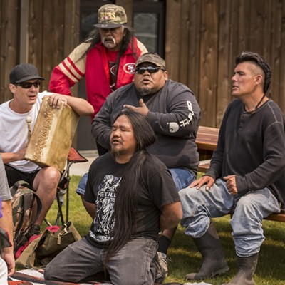 Salmon Festival 2015