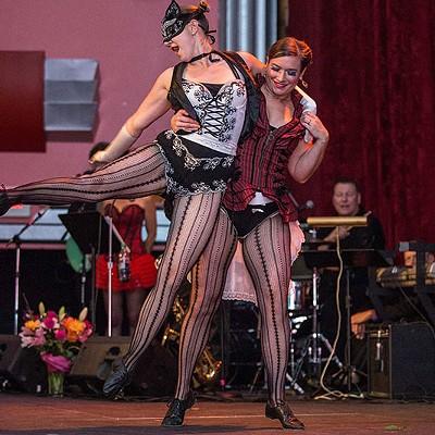 Alley Cat Cabaret & Purrlesque 2015