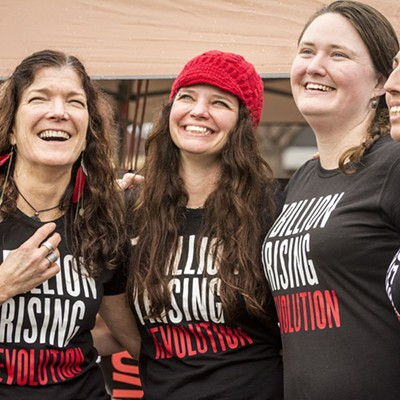 One Billion Rising 2016