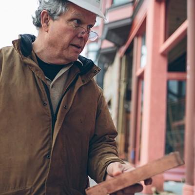 Carson Block Building Restoration - The Puzzle