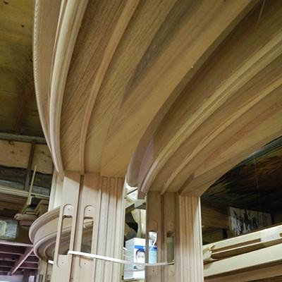 Carson Block Building Restoration - 'Reconstructive Surgery'