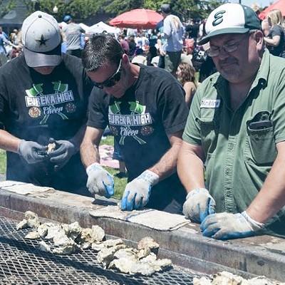 Arcata Oyster Festival 2016