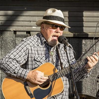 Folklife Merle Haggard Tribute