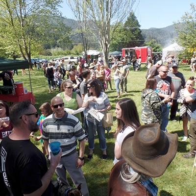 Finding Bigfoot Festival 2017