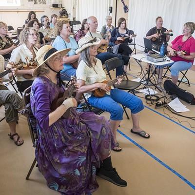 Humboldt Folklife Festival 2017