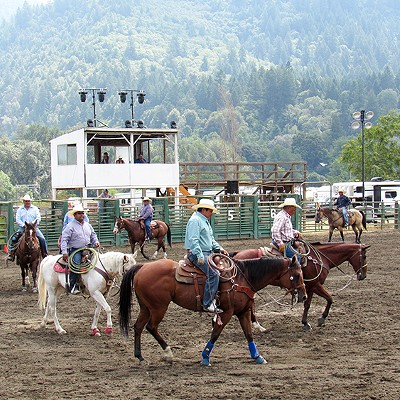 Hoopa Rodeo