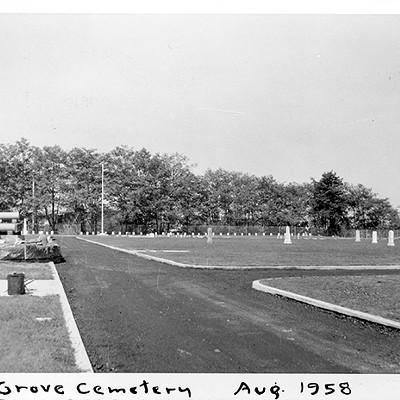 Myrtle Grove Cemetery Historic Photos