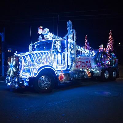 KEKA Truck Parade 2017