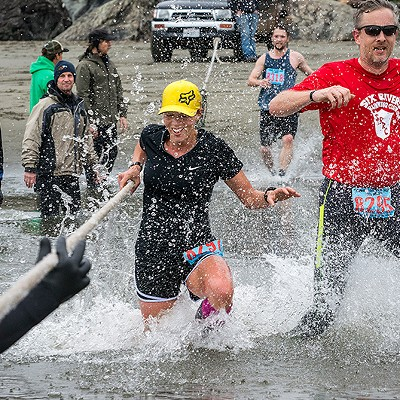 2018 Clam Beach Run