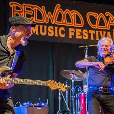 Redwood Coast Music Festival, Saturday and Sunday