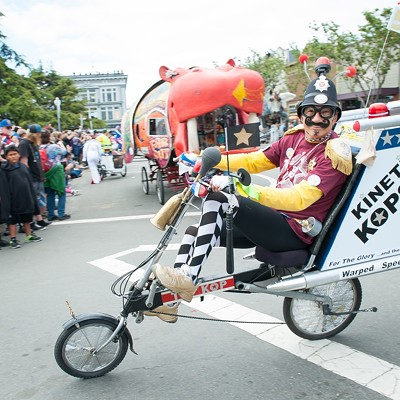 Kinetic Grand Championship 2018 Day One