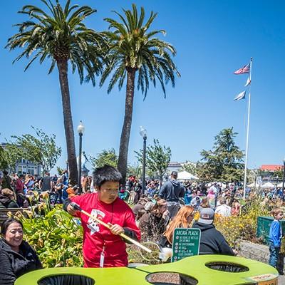 2018 Arcata Bay Oyster Fest