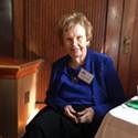 Community Icon Muriel Dinsmore Dies at 89