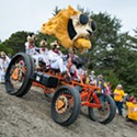 Kinetic Race Rolls on For the Glory
