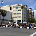 Black Lives Matter Protest Happening in Eureka (with Video)