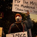Not Invisible: Protest Seeks Justice for Missing, Murdered Native People