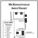 Third Friday McKinleyville Arts Night