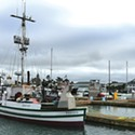 Backyard of Boats
