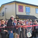 Arcata Bay Crossing Opens