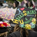 A Graduation Day Downpour: An HSU Commencement Slideshow by Mark Larson