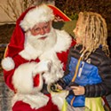 Arcata Welcomes Santa