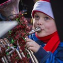 Dreaming of a Brass Christmas