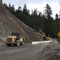 UPDATE: 101 Closure: Cleanup Begins Anew at Leggett Landslide