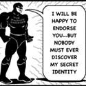 The Masked Endorser