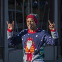 The Ugly Holiday Sweater Fun Run in Photos