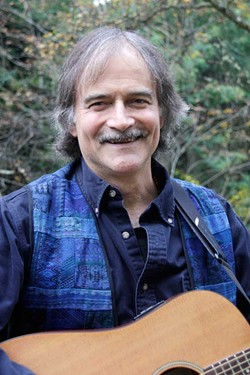COURTESY OF THE ARTIST - Seabury Gould plays the Westhaven Center for the Arts at 7 p.m. on Friday, Aug. 17.