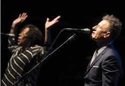 COURTESY OF THE ARTIST - Lyle Lovett and His Large Band play the Van Duzer Theatre on Thursday, Sept. 13 at 8 p.m.