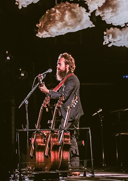 COURTESY OF THE ARTIST - Iron & Wine plays the Arkley Center for the Performing Arts on Wednesday, Sept. 26 at 7:30 p.m.