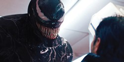 VENOM - It's a very scary time for alien symbiotes.