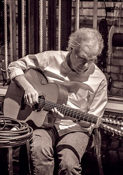 Leo Kottke plays the Arkley Center for the Performing Arts at 8 p.m. on Friday, Nov. 2. Courtesy of the artist
