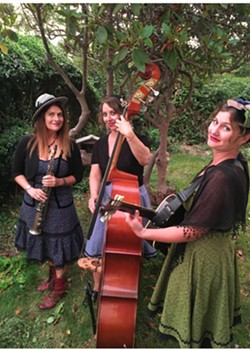 COURTESY OF THE ARTISTS - Belles of the Levee play The Jam at 9 p.m. on Thursday, Dec. 20.