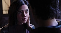 ALITA: BATTLE ANGEL - Of course I'm not high right now, honestly, why would you even ask?