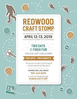 Redwood Craft Stomp - Uploaded by Sunni Scrivner