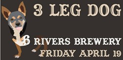 Live Outlaw Bluegrass at Six Rivers Brewery! - Uploaded by Brae Lewis