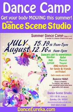 Dance Camp - Uploaded by Dancers