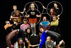 HLO KidCo's Production Workshop prepare for their Revue - Uploaded by cabifi